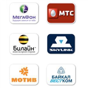 Операторы сотовой связи Кимров