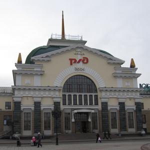 Железнодорожные вокзалы Кимров